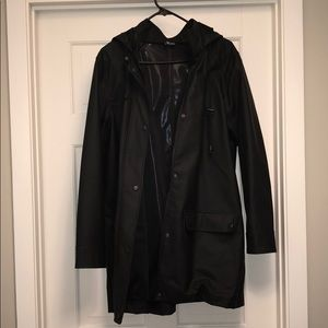 Urban outfitters rain jacket